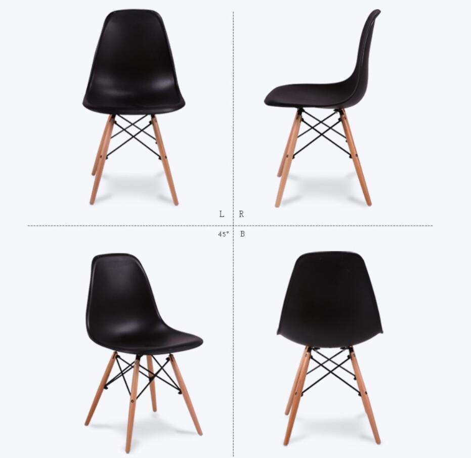 Dise ador de sillas de pl stico compra lotes baratos de for Sillas comedor plastico