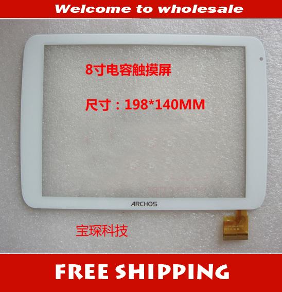 TOPSUN_D0046_A1 Archos 7 capacitive touch screen 40 needle cob a1 white TOPSUN_D0046(COB)_A1(China (Mainland))