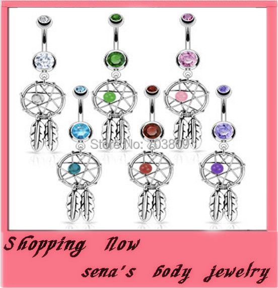 buy nickel free dream catcher dangle