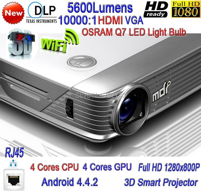 2015 nouvelle dlp osram q7 led ampoule wifi home theater projector 5600 lumen - Laposte mon espace client nouvelle livraison ...