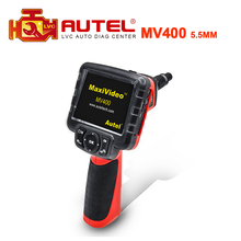 2016 Autel Maxivideo MV400 Digital Videoscope with 5.5mm diameter imager head inspection camera MV 400 Multipurpose Videoscope(China (Mainland))