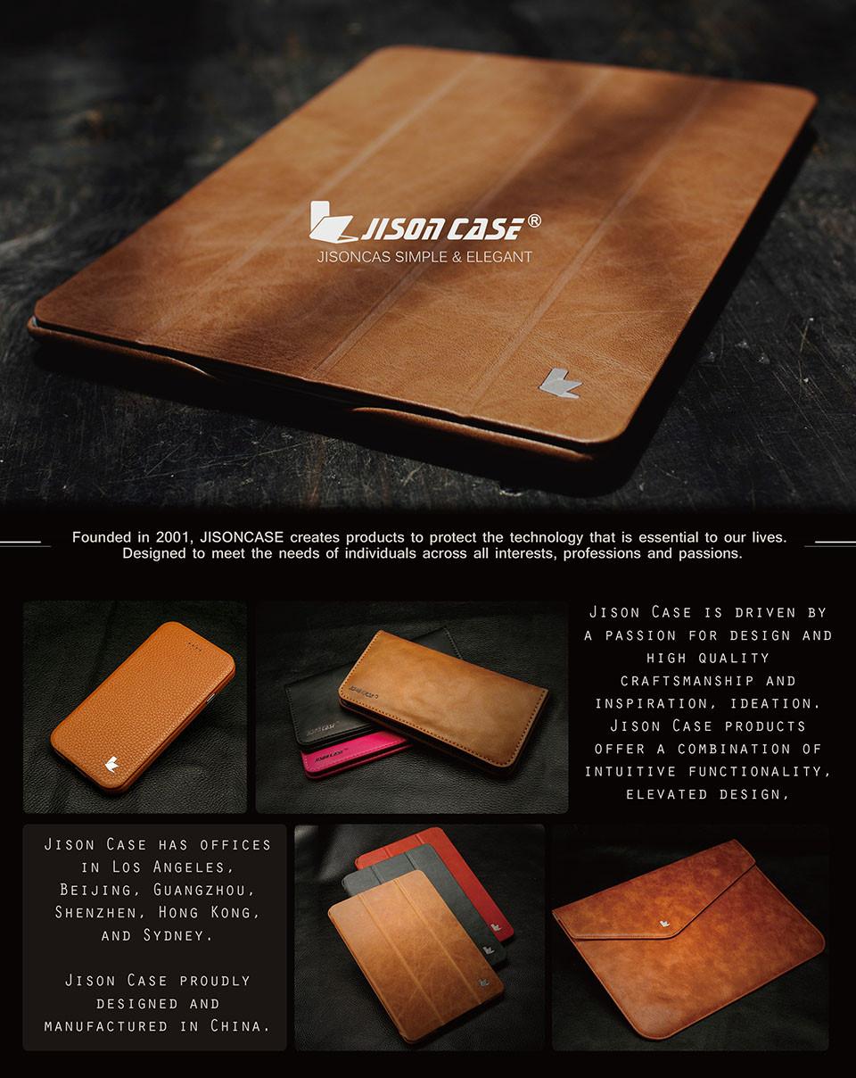 Jisoncase עבור ipad 2 3 4 360 מעלות מגן מגנטי כיסוי עבור הכיסוי החכם iPad 2 3 4 החדש משלוח חינם