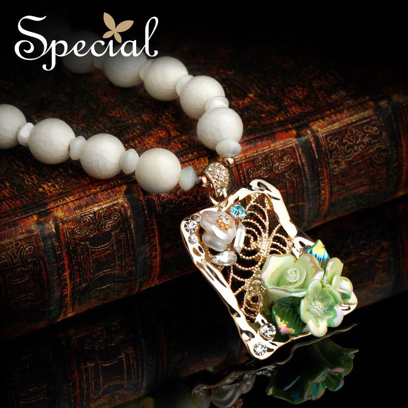 Porcelain Pendants Beads Pendants Beads Pearl