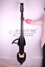 Quality bass big electronic bass double bass size mp3 jack(China (Mainland))
