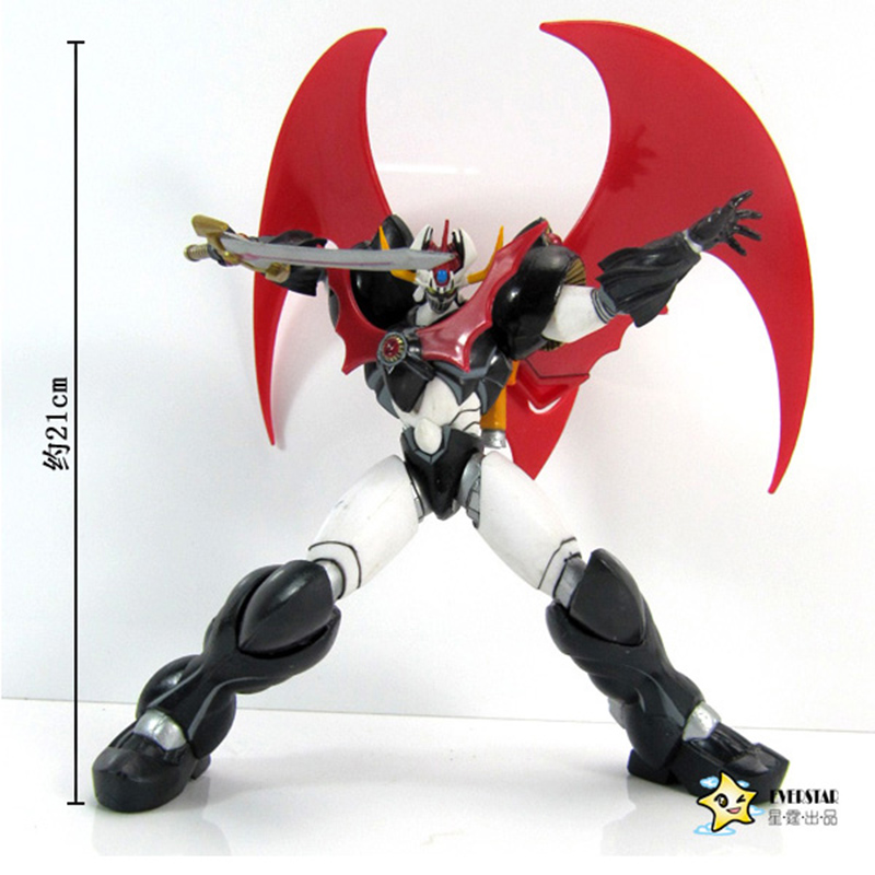 Anime Cartoon Mazinger Z PVC Action Figure Mazinkaiser Action Figure Collection Model Toy Doll Classic Toys 21cm Christmas Gifts<br><br>Aliexpress