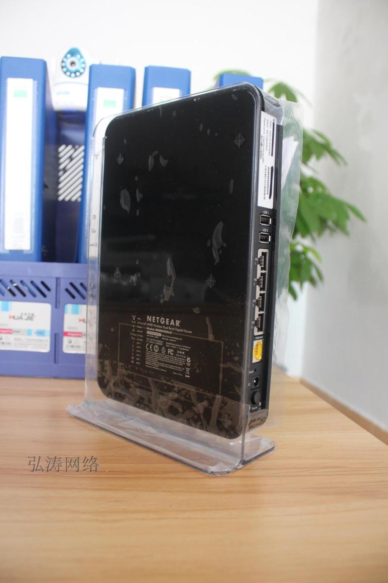 2.4GHz 5GHz Genuine WNDR4500 v2 N900 Wireless Router 5G Wifi 802.11n DD-WRT TOMATO 802.11ac 2x USB Dual Band Gigabit for Netgear(China (Mainland))