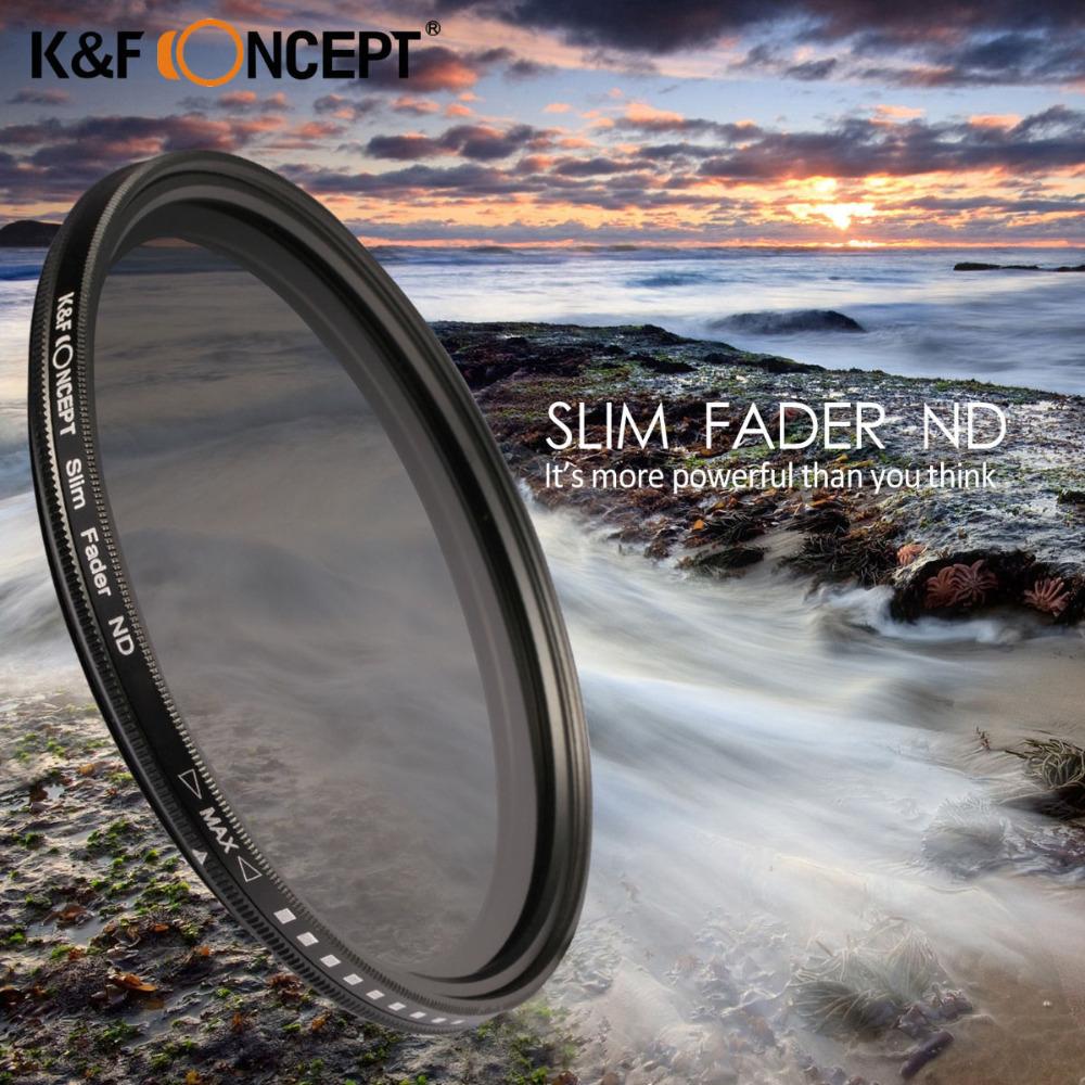 72mm Slim Variable Fader ND2 to ND400 Adjustable ND Neutral Density Lens Filter(China (Mainland))