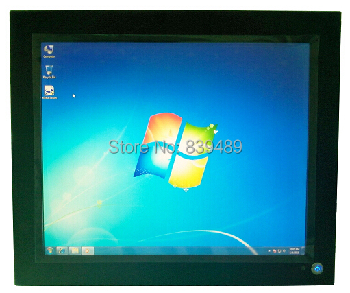 15 inch Waterproof & Fanless Industrial Panel PC, IP65, Core i3 CPU,2GB DDR3 ,32GB SSD, 5-w touchscreen, Customized(China (Mainland))