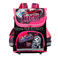 New School Backpacks for Girls Mochila Monster High Winx Princess Sofia Bag Children School Bags Orthopedic Schoolbag Satchel