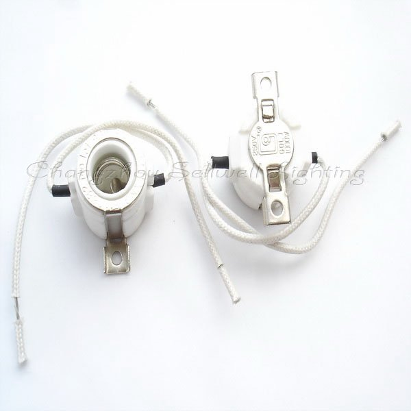 Free shipping E11 model-b Ceramics NEW!Lamp-base D147<br><br>Aliexpress