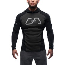 NEW Gymshark Hoodies camisetas Gym masculina hombre coat Bodybuilding and fitness hoodies Sweatshirts Muscle men's sportswear(China (Mainland))
