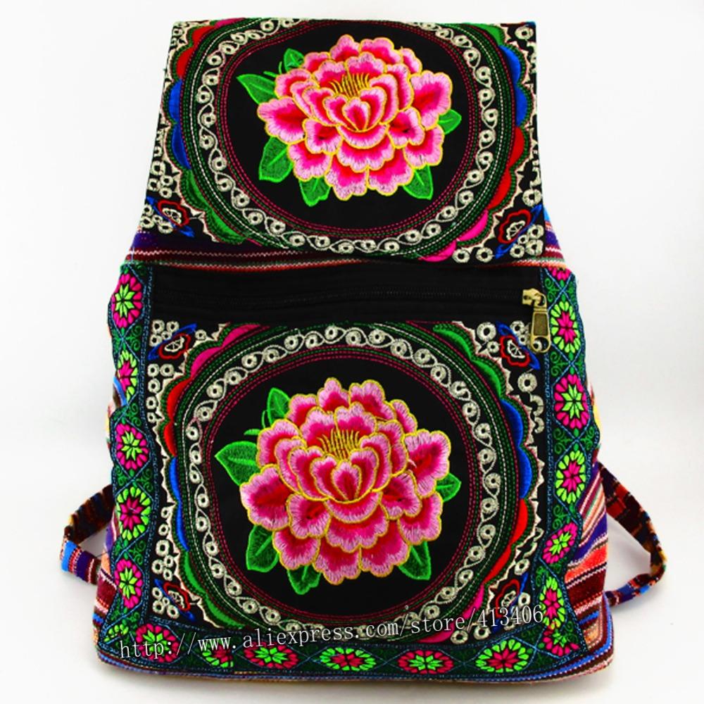 Рюкзак с вышивкой фото 93