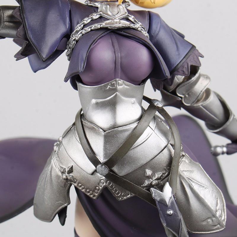 Destiny/Apocrypha Anime Determine Jeanne d'Arc PVC 200mm Destiny Apocrypha Motion Figures Anime Toys Jeanne d'Arc Mannequin Toys