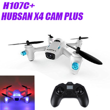 Hubsan X4 Camera Plus H107C+ RC Helicopter 6-axis Gyro RC Quadcopter with 720P Camera RTF 2.4GHz Mini Drone FPV