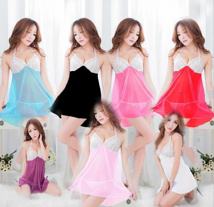 Эротическая одежда Babydoll + g