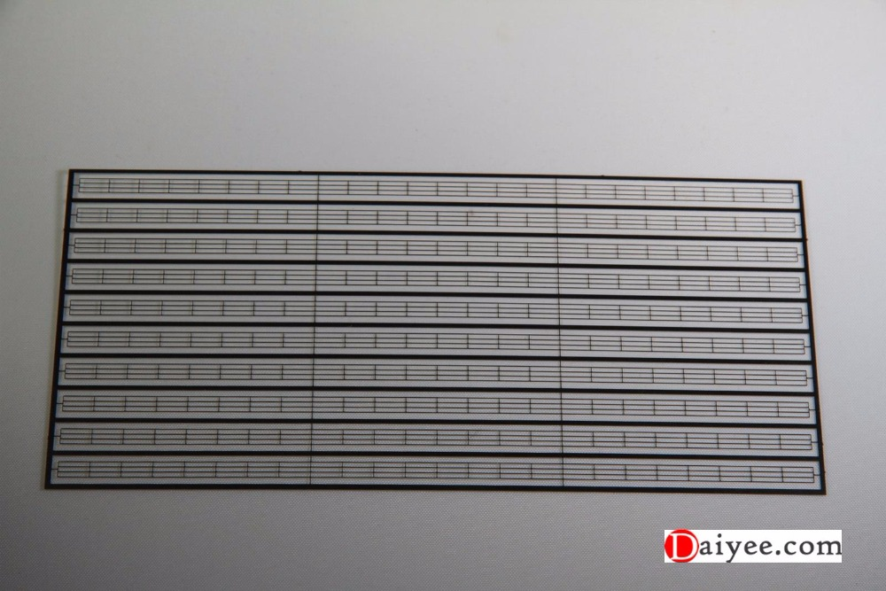 Ship Vessels Detail Update PE 1/350 35D01 Guard Rails for general use III(China (Mainland))