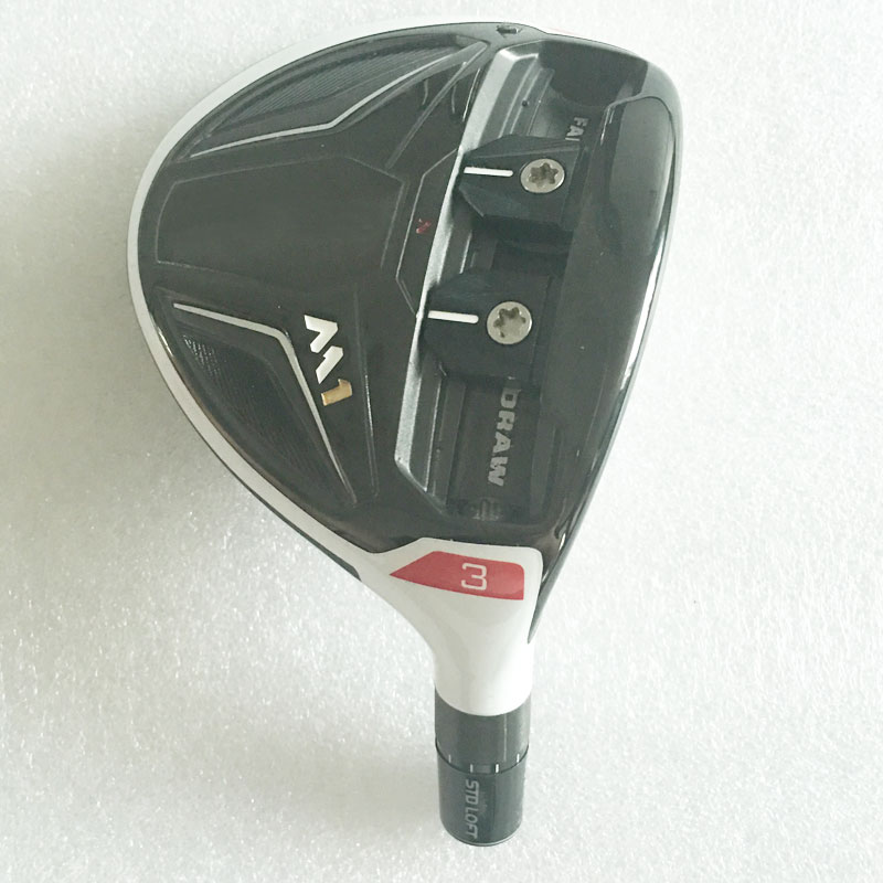 "New Golf Head M1 Golf Fairway Wood head 3'or""5 loft 2pc/lot golf Clubs No Shaft Free Shipping(China (Mainland))"