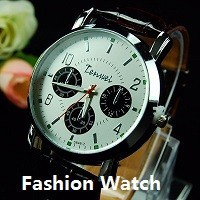 Leather Watch 380