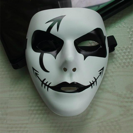 Aliexpress.com : Buy Trot ghost mask / hand painted Halloween ...