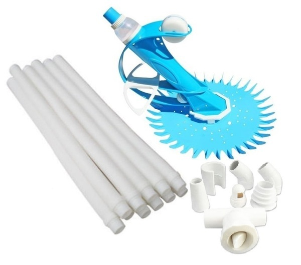 Generic - Automatic Pool Cleaner - 10m Hose Skimmer Fittings All Pools(China (Mainland))