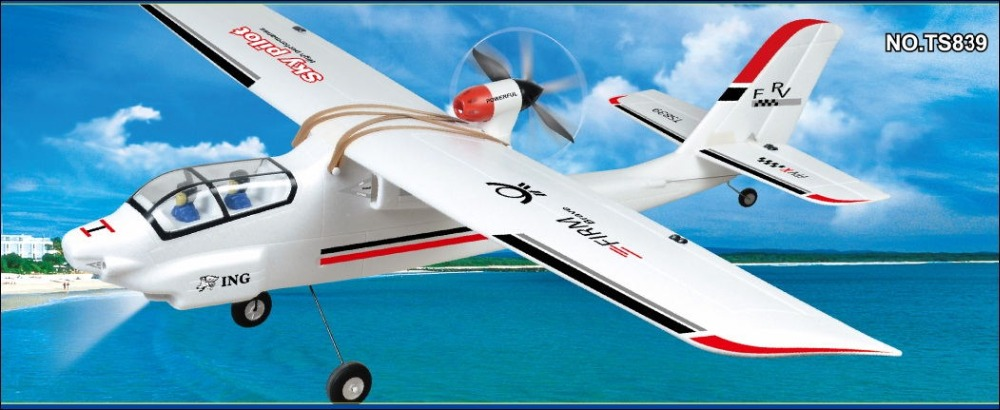 Sky pliot FPV plane Unibody big weight carrier airplane /rc model FPV,PNP AND KIT(China (Mainland))
