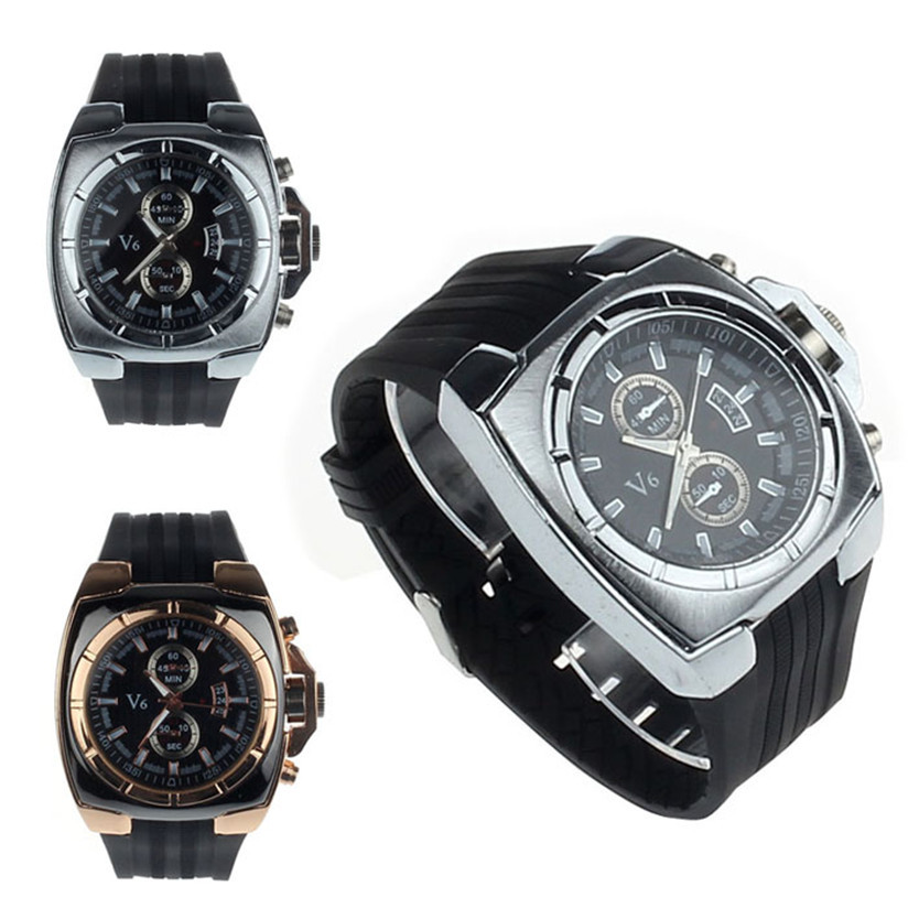 Hot Marketing Luxury Men Watches Business Wristwatch Analog Sports Military Style Casual Watch Aug5<br><br>Aliexpress