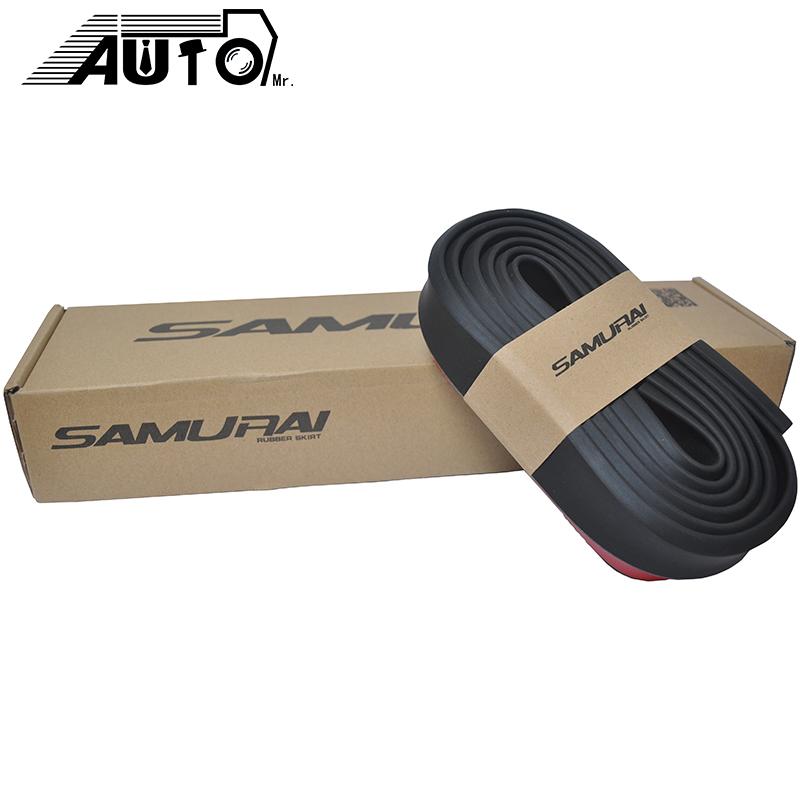 For Mazda 3 For Mazda3 M3 Axela BK BL BM Samurai Bumper Lip / Front Spoiler Deflector For Car Tuning / Body Kit / Strip Skirt