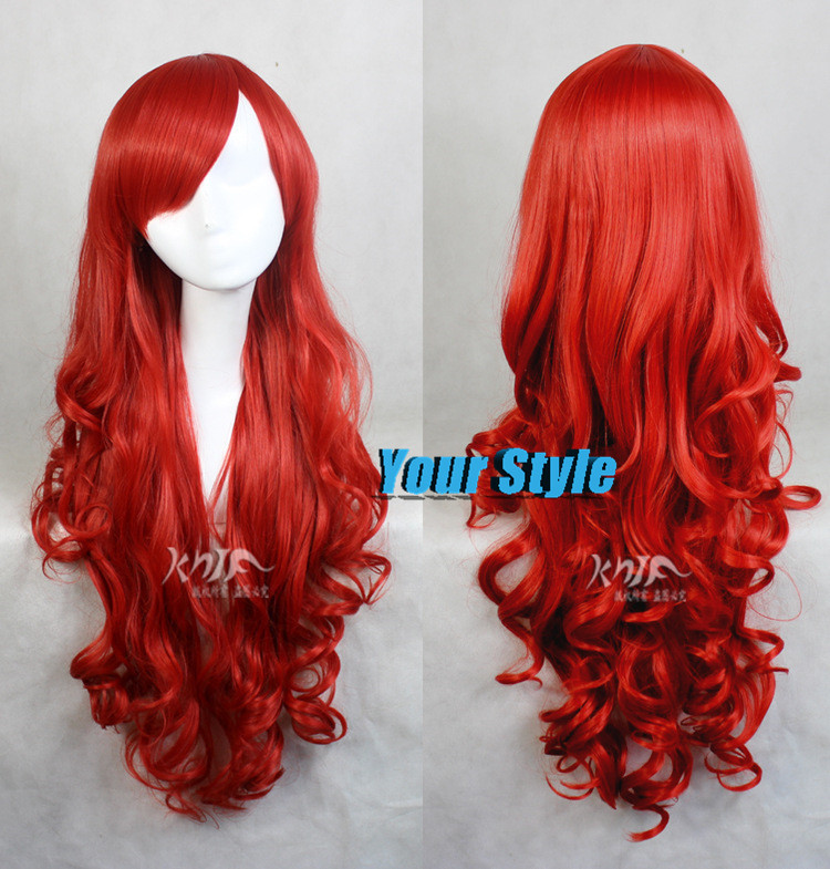 Good Quality Red Wig 39