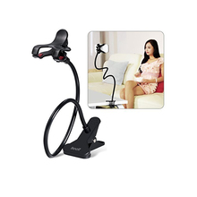 GOESTIME Rotating Flexible lazy bed desktop tablet car Long Arm holder stand selfie mount bracket for iphone 6,For samsung S5 S6(China (Mainland))