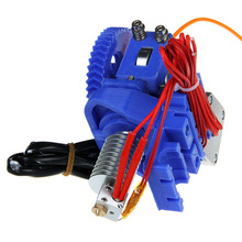 GT4  3d printer matel j-head extruder 0.3/0.35/0.4/0.5mm hotend nozzle for 1.75/3mm PLA/ABS filament free shipping