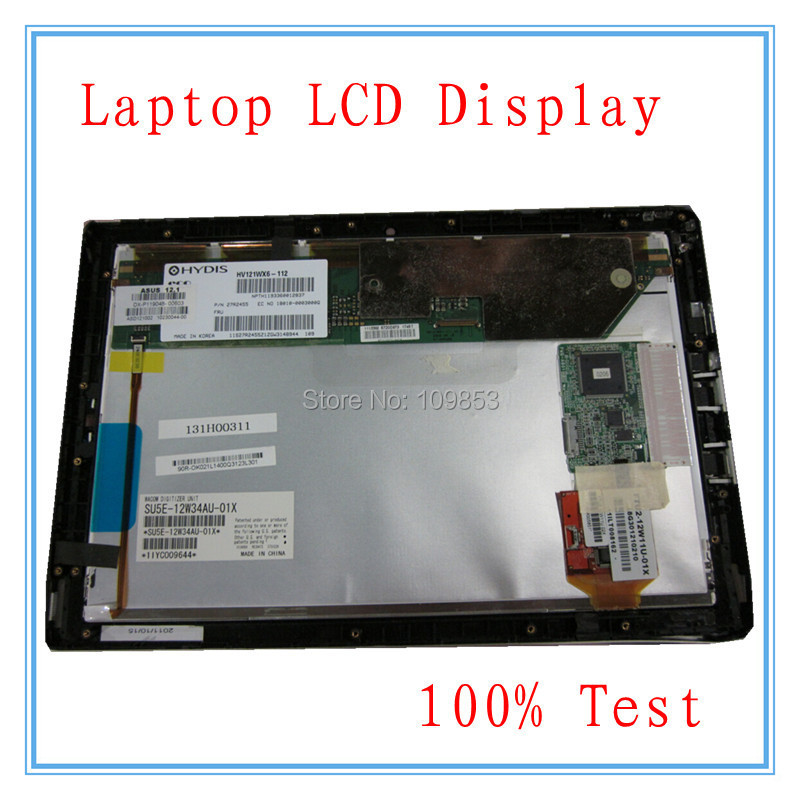HV121wx6-112 for asus eee slate EP121 LCD Assembly With Frame<br><br>Aliexpress