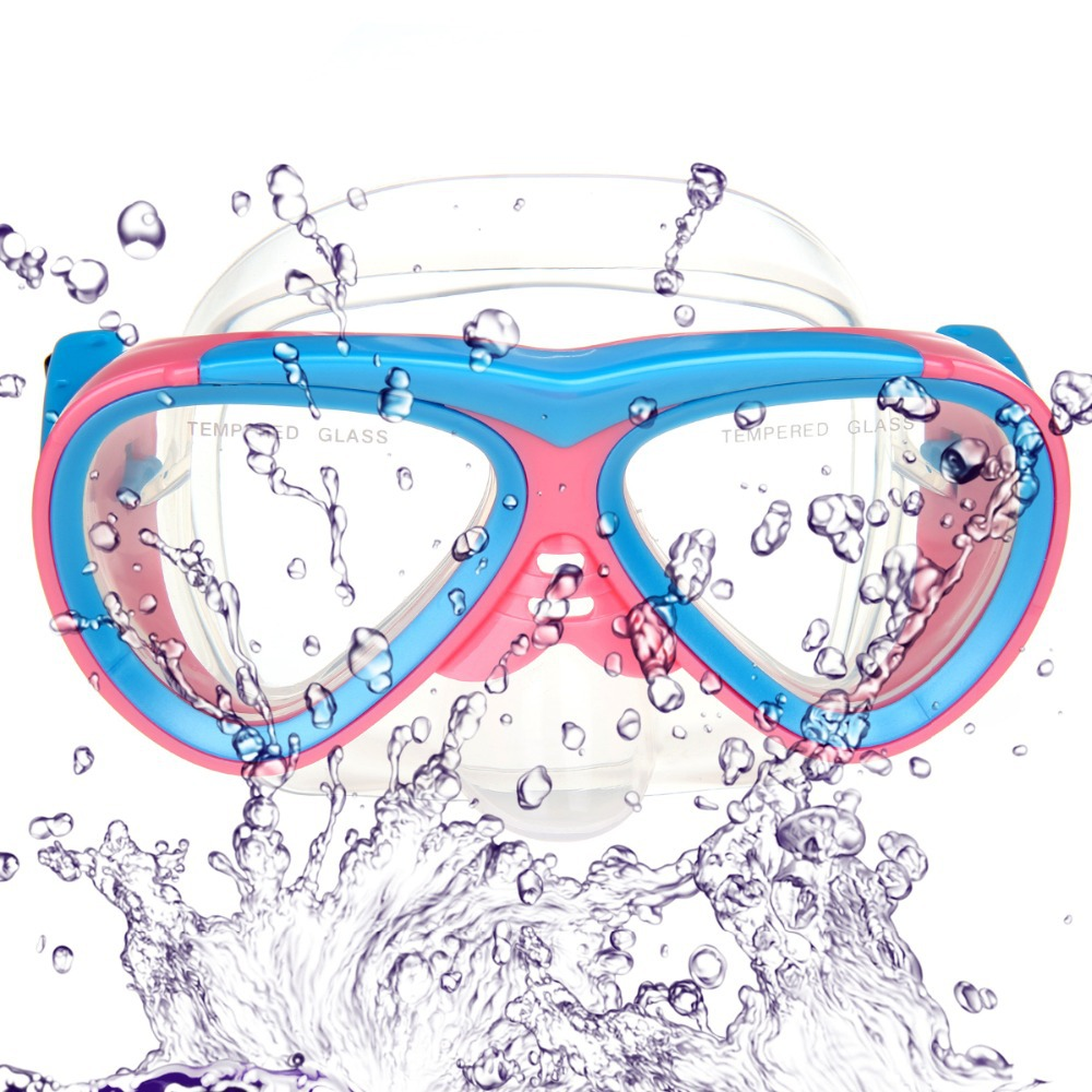 Yellow Unisex Goggles Swimming Glass Waterproof AntiFog Swim Glasses Eyewear Swiming Equipments Eyewear Glasses(China (Mainland))