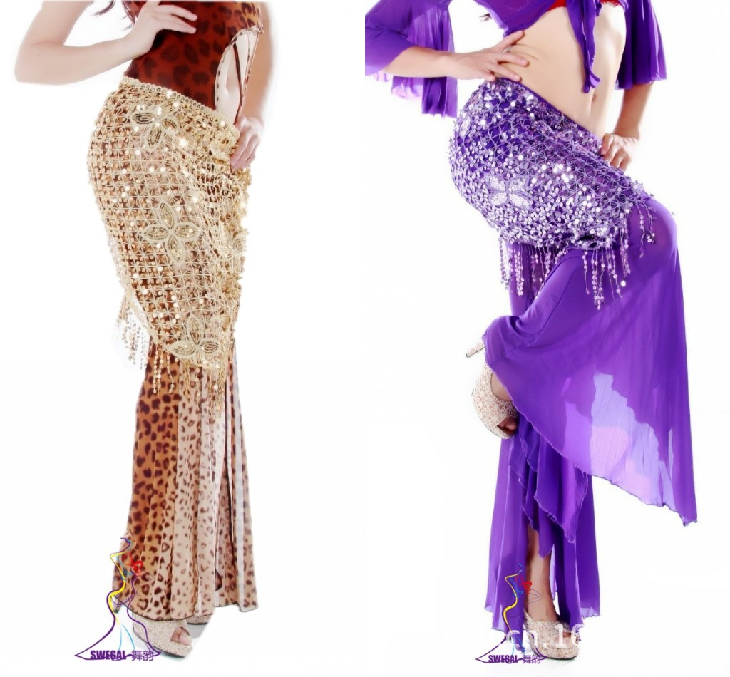 swegal belly dresses costume belly hip scarf