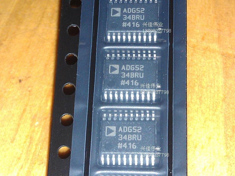 Здесь можно купить  20PCS ADG5234BRUZ ADG5234BRU ADG52 TSSOP20 New spot Quality Assurance 20PCS ADG5234BRUZ ADG5234BRU ADG52 TSSOP20 New spot Quality Assurance Электронные компоненты и материалы