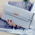 Aolen Purse Women Messenger Bags Famous Brand Designer Wallet Luxury Leather Zipper Wallets Large Long 2016