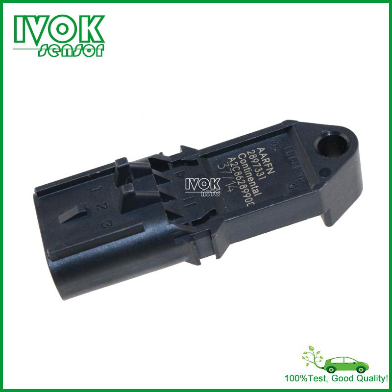 Brand New Manifold Absolute Pressure MAP Sensor For Cummins ISB / QSB / ISF / QSF Sinotruk Haoman Howo 2897331(China (Mainland))