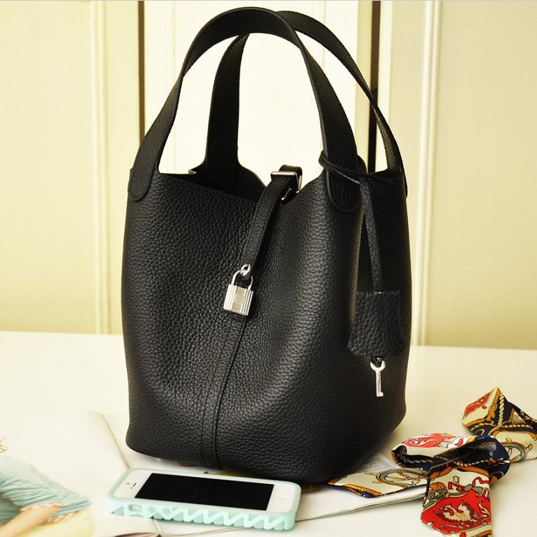 2015 new bags food basket tote bag small bag fashion women's handbag bucket bag()