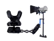 Buy 1-5KG Magic Carbon Fiber Stabilizer Steadicam Steadycam Single Arms Load Vest DSLR DV Camera Video DV camcorder for $475.24 in AliExpress store