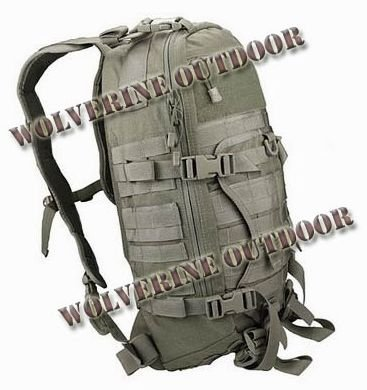 TAD EDC Style Pack Tactical Molle Assault Backpack Olive Green 83021 (Outdoor Bag Military Backpack)
