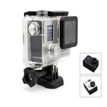 Mini 4K 170 Degree WiFi DV Action Sports Camera Video Camcorder Silver/Black(China (Mainland))