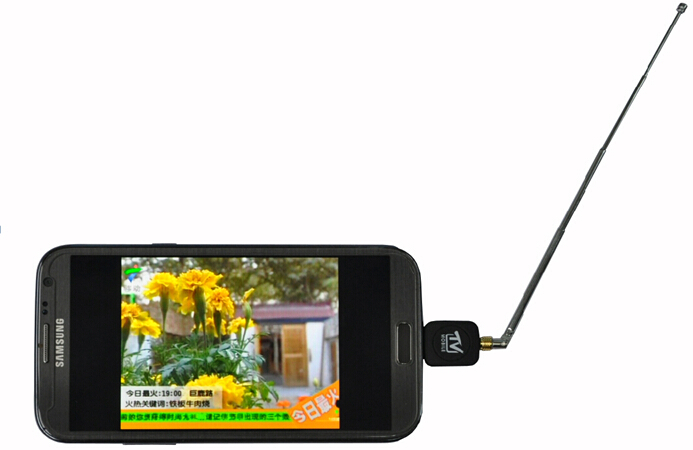 Android HDTV Dongle DVB-T &amp;ISDB-T For Mobile Phone<br><br>Aliexpress