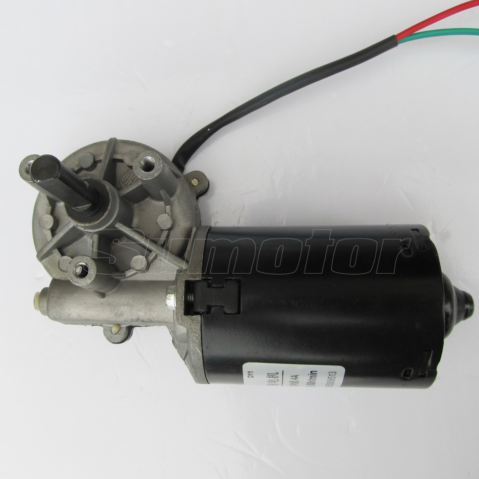 100rpm gw6280 dc 24v 350n cm 4a 35w low speed high torque for High torque high speed dc motor