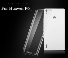 Phone Cases Huawei P7 0.3mm Crystal Clear Soft P8 Mini Cover Case Ascend P6 TPU Silicon - Shenzhen TGD Technology Co.,Ltd. store