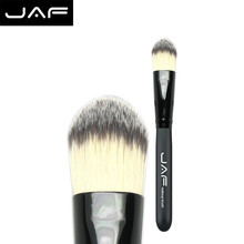 Retail  foundation brush Synthetic  hair mc makeup brushes foundation makeup brushes Free Shipping 12STF