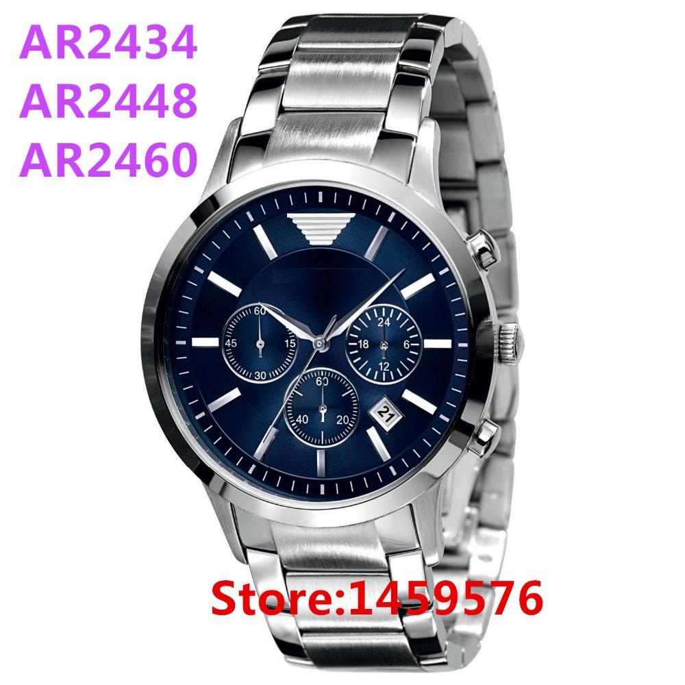 Гаджет  HOT AR2434 AR2448 AR2460 CERAMICA WATCH WITH ORIGINAL BOX AND FREE SHIPPING None Ювелирные изделия и часы