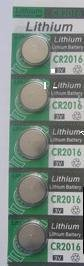 CR2016 3V button cell battery electronic e-CR2016 freeshipping - Youke Tech store