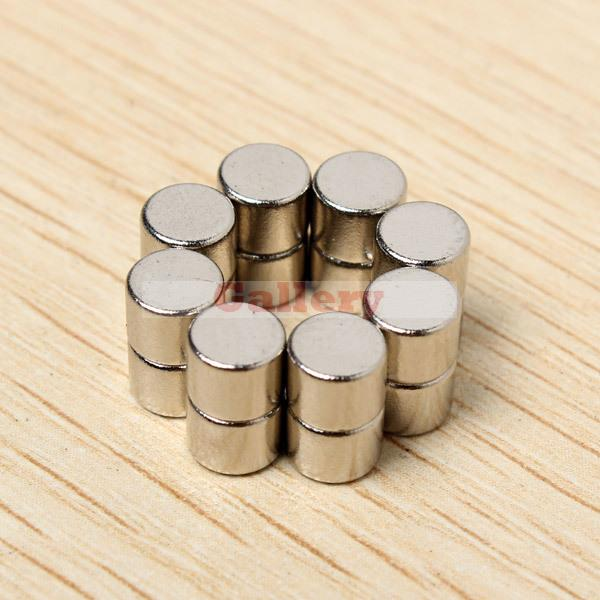 2015 Hot Sale New Iman Neodimio 60pcs/lot _ D5x4mm N35 Neodymium Magnets Rare Earth Strong Magnet <br><br>Aliexpress