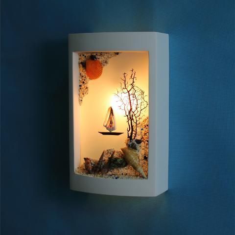 Liquidazione nordic artigianato gesso lampada da parete ikea camera da letto ...