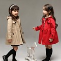 2016 Fashion Boys Minion Winter Coats&Jacket,Children Clothing Warm hooded kids jackets Girls coat Winter jacket 4-8T 3Colors