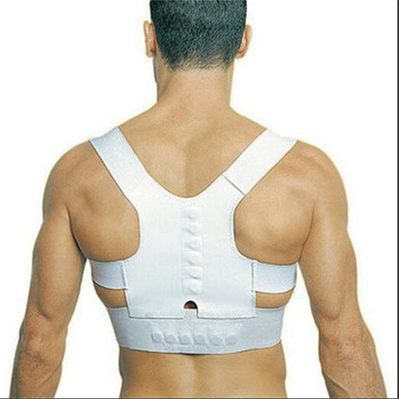 2015 Hot Selling Lower Back Pain Postura Colete Lumbar Spine Pain Correct Posture Corrector Vest Braces Back Support Free(China (Mainland))